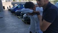 Evinde Uyuşturucu İçiren Şahıs Tutuklandı