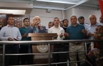 KIRMIZI GÜL - Hacı Adayları Malatya'dan Dualar İle Uğurlandı