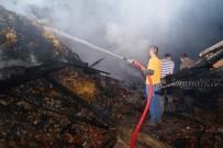 Kastamonu'da Bir Ev Yangında Kullanılamaz Hale Geldi