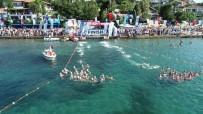 Kocaeli Açıksu Yüzme Şampiyonasının İlk Etabı Tamamlandı