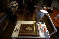 YILDIZ SARAYI - (Özel) 140 Yıllık II. Abdülhamid Han'ın Albümü Restore Ediliyor