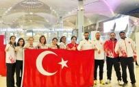 Özel Sporcular IPC Gençler Dünya Atletizm Şampiyonası İçin İsviçre'ye Gitti