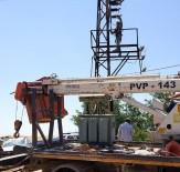 Şanlıurfa'da Yine Kaçak Mobil Trafo Ele Geçirildi