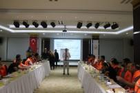 Şırnak'ta Hastane Afet Ve Acil Durum Planı Eğitimi Verildi