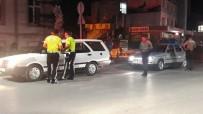 Sungurlu Polisinden Trafik Denetimi