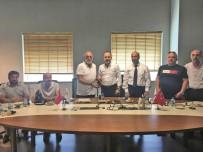 TÜRKIYE PERAKENDECILER FEDERASYONU - ÜÇGE Türkiye Perakendeciler Federasyonu'nu Ağırladı