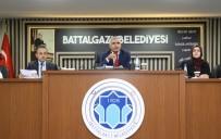 Battalgazi Belediye Meclisi, Temmuz Toplantısını Yaptı