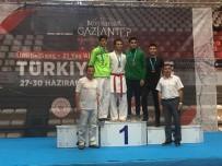 Belediyespor Karatecisi Burak Gencer Dünya Kupası Seçmelerine Gidiyor