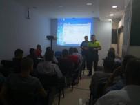 Denetimli Serbestlik Müdürlüğüne Trafik Eğitimi