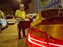 BARBAROS HAYRETTİN PAŞA - Esenyurt'ta Abart Egzozlu Araçlara Ceza Yağdı