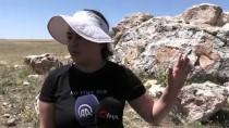 Hitit Kaya Anıtında Kazı Çalışması