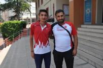 MILLI ATLET - İnegöllü Atlet Türkiye'yi Temsil Edecek