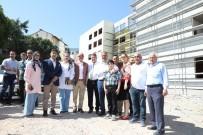 Mehmet Akif Ersoy Ortaokulu'nda Çalışmalara Hız Verildi