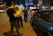 BARBAROS HAYRETTİN PAŞA - (Özel) Esenyurt'ta Abart Egzozlu Araçlara Ceza Yağdı