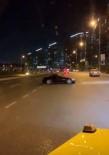 (Özel) İstanbul'da Lüks Otomobillerle 'Drift' Terörü