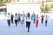 PıNARKENT - Pamukkale'de Yaz Spor Kursları Açıldı