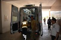 Suriye'den Dönen Askeri Araç Kaza Yaptı Açıklaması 2 Asker Yaralı
