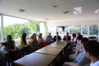 Türkçe Öğrenmek İçin Serdivan'a Geldiler