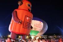 Türkiye'nin İlk Balon Festivali Başladı