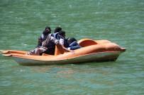 Uzungöl'de Suudi Turistlerin Açığını Onlar Kapattı