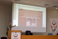 ESKIŞEHIR OSMANGAZI ÜNIVERSITESI - Yunus Emre Devlet Hastanesi'nde 'Manevi Destek Programı' Eğitimi