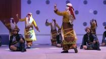 1. Uluslararası Avanos-Kapadokya Dünya Halk Dansları Festivali Başladı