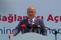Bakan Turhan Açıklaması 'Yılda Ortalama 135 Kilometre Demir Yolu Yapma Başarısına Ulaştık'