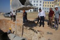 Başkan Kalaycı Açıklaması 'Altyapı İçin Yapılan Çalışmaları İnceledi'