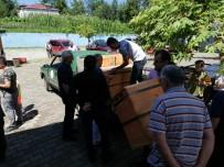 SOĞUCAK - Çarşamba'da Arı Kovanı Dağıtımı