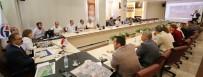 AYHAN DOĞAN - GAÜN'de Trafik Sıkışmasına Çözüm Toplantısı