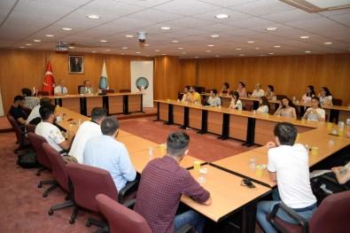 Gürcistanlı Tıp Öğrencileri Staj İçin Bursa Uludağ Üniversitesi'nde