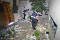 POLİS HELİKOPTERİ - İstanbul'da Dev Narkotik Operasyonu