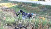 Kırşehir'de Trafik Kazası Açıklaması 7 Yaralı