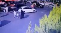EMIRGAN - (Özel) İstanbul'da Dehşet Anları Kamerada