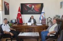 GÜZELKENT - Türkelili Vatandaştan TSKGV'ye Bağış