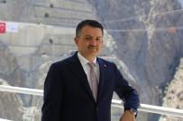 Türkiye'nin En Yükseği Olacak Açıklaması Bakan Pakdemirli Tarih Verdi