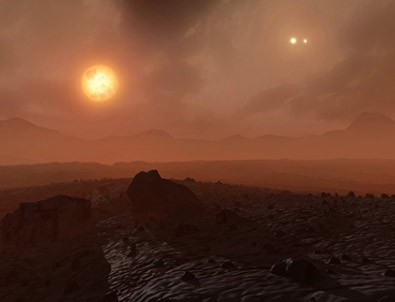 Üç güneşi olan gezegen keşfedildi