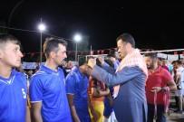 MURAT ERDOĞAN - Yayla Voleybol Turnuvası Tamamlandı