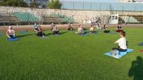Akhisarlı Güne Sporla Uyandı