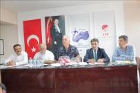 BAŞAKPıNAR - Amatör Fikstür Çekimi 17 Ağustos'ta Yapılacak