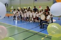 KAPANIŞ TÖRENİ - ASÜ'de Çocuklara Yönelik Hareket Eğitimi Programı Tamamlandı