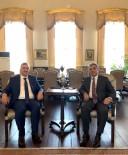 Başkan Turanlı 11. Cumhurbaşkanı Abdullah Gül İle Bir Araya Geldi