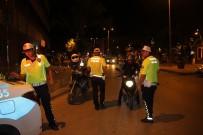Çankırı'da Kural İhlali Yapan Sürücülere Ceza Kesildi
