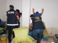 Gaziosmanpaşa'da 1 Milyon Lira Değerinde Nargile Tütünü Ele Geçirildi