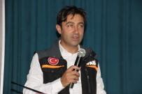 AFET BİLİNCİ - Hakkari'de ''AFAD Gönüllülük Projesi'' Semineri