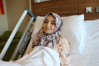 KARIN AĞRISI - Hastanın Rahminden 41 Miyom Çıkartıldı