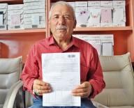 KAÇAK GEÇİŞ - Hiç Gitmediği İstanbul'dan Ceza Geldi