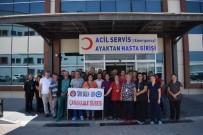 İl Sağlık Sen Başkanı Çavdar Açıklaması 'Tıbbi Cihaz Ve Malzeme Alımına İzin Verilmesini İstiyoruz'