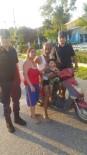 YÜRÜYÜŞ YOLU - Manavgat'ta Kaybolan Çocuğu Jandarma Buldu
