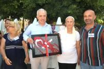 Mozaik Sergisi Yoğurt Pazarı Parkı'nda Açıldı
